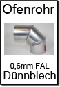 Ofenrohre feueraluminiert(FAL)