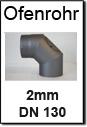 Kaminrohre Senotherm 130mm