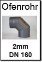 Kaminrohre Senotherm 160mm