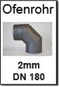 Kaminrohre Senotherm 180mm