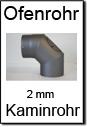 Kaminrohre Senotherm 2mm