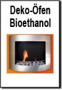 Bioethanolöfen