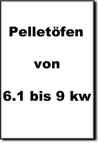 6.1 bis 9kW