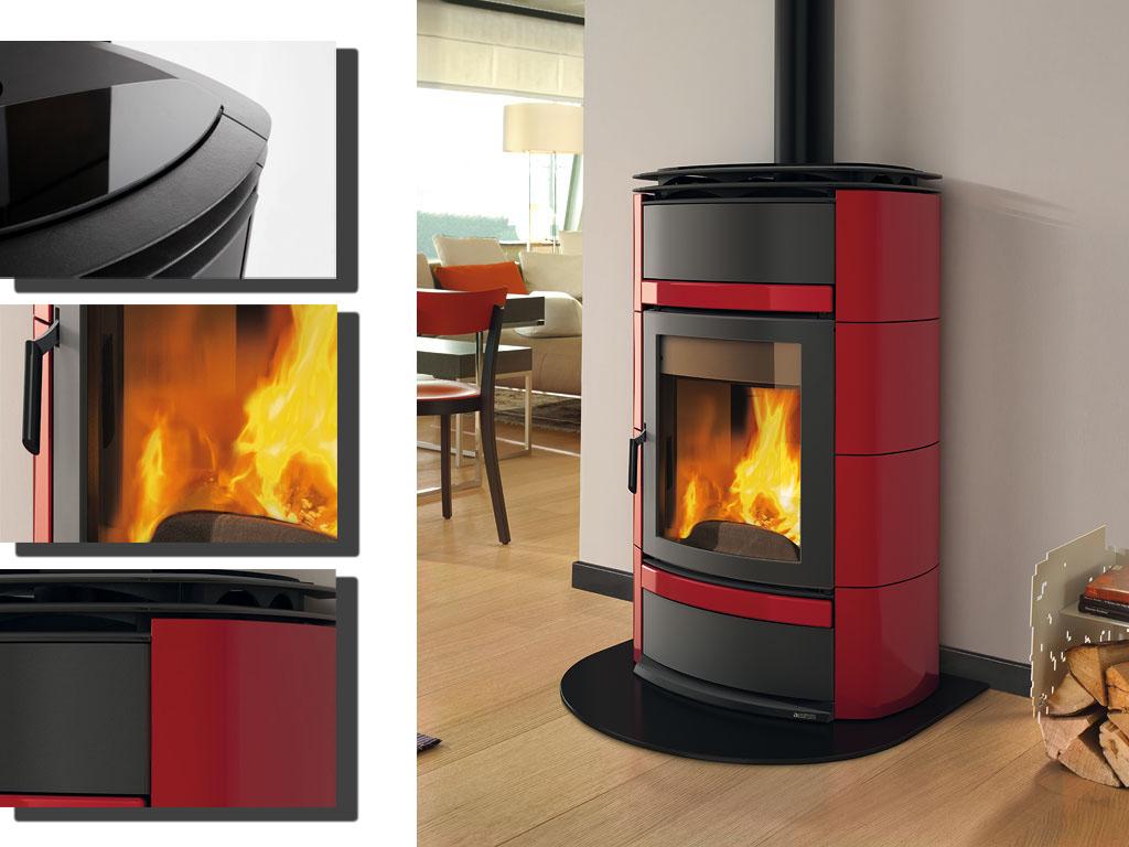 kamin norma dsa wasserf hrender kaminofen la. Black Bedroom Furniture Sets. Home Design Ideas