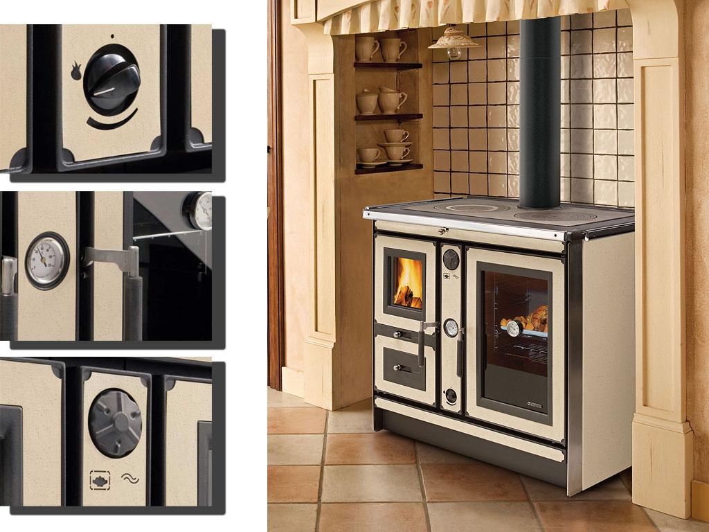 kamin termoitaly dsa k chenherd la nordica magnolia online kaufen. Black Bedroom Furniture Sets. Home Design Ideas